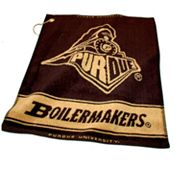 Team Golf Purdue Boilermakers Woven Towel