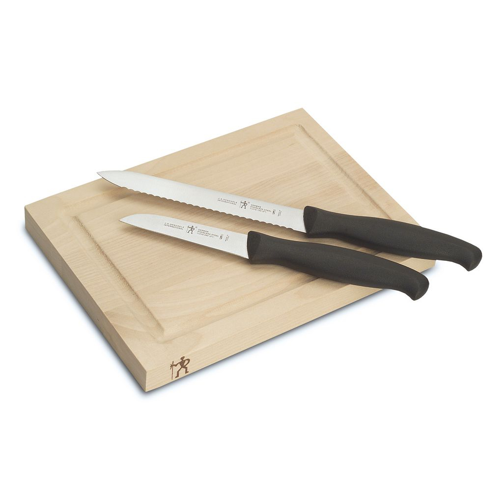 J.A. Henckels International 3-pc. Paring Knife Set