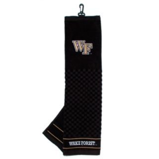 Team Golf Wake Forest Demon Deacons Embroidered Towel
