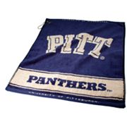 Team Golf Pittsburgh Panthers Woven Towel