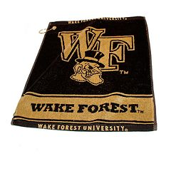 Team Golf Wake Forest Demon Deacons Woven Towel