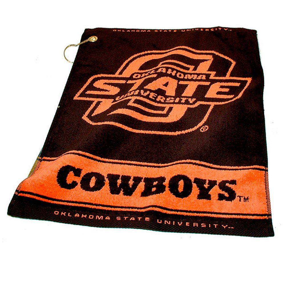 Team Golf Oklahoma State Cowboys Woven Towel