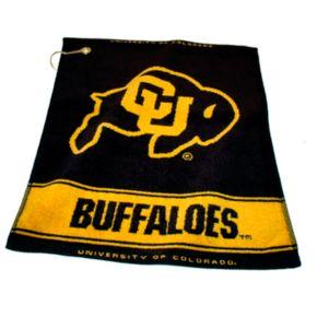 Team Golf Colorado Buffaloes Woven Towel