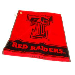 Team Golf Texas Tech Red Raiders Woven Towel