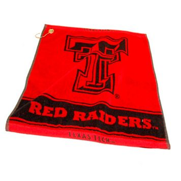 Team Golf Texas Tech Red Raiders Woven Towel
