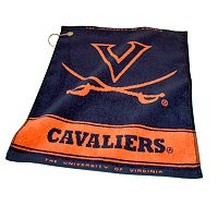 Team Golf Virginia Cavaliers Woven Towel
