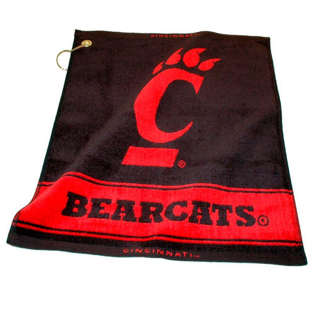Team Golf Cincinnati Bearcats Woven Towel