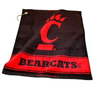 Team Golf Cincinnati Bearcats Woven Towel