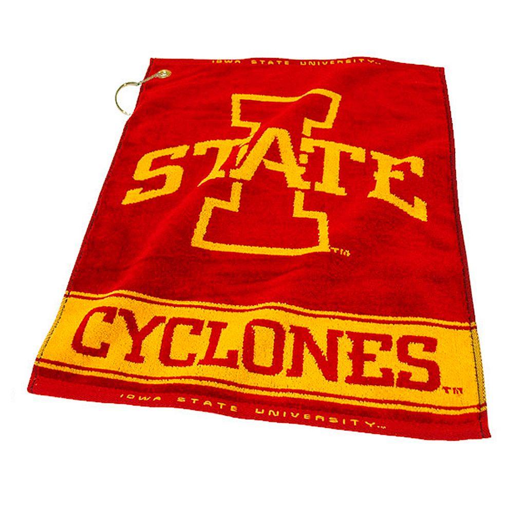 Team Golf Iowa State Cyclones Woven Towel