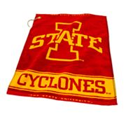 Team Golf Iowa State Cyclones Woven Towel