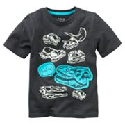 Jumping Beans Dinosaur Glow-in-the-Dark Tee - Boys 4-7x