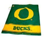 Team Golf Oregon Ducks Woven Towel