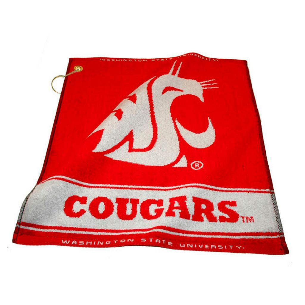 Team Golf Washington State Cougars Woven Towel