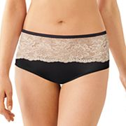 Bali Comfort Indulgence Satin Modern Brief
