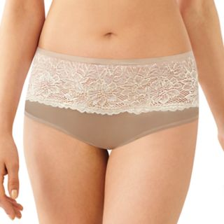 Bali Comfort Indulgence Satin Modern Brief 2782