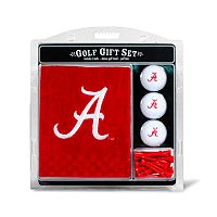 Team Golf Alabama Crimson Tide Embroidered Towel Gift Set