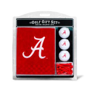 Team Golf Alabama Crimson Tide Embroidered Towel Gift Set