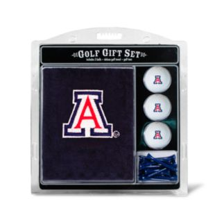 Team Golf Arizona Wildcats Embroidered Towel Gift Set