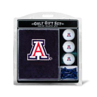 Team Golf Arizona Wildcats Embroidered Towel Gift Set