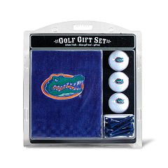 Team Golf Florida Gators Embroidered Towel Gift Set