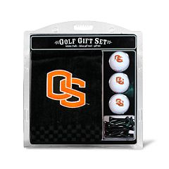 Team Golf Oregon State Beavers Embroidered Towel Gift Set