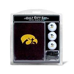 Team Golf Iowa Hawkeyes Embroidered Towel Gift Set