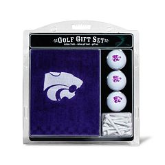 Team Golf Kansas State Wildcats Embroidered Towel Gift Set