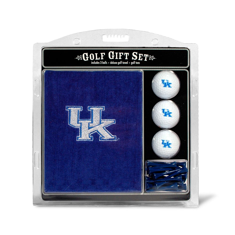 Team Golf Kentucky Wildcats Embroidered Towel Gift Set