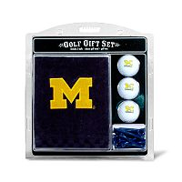 Team Golf Michigan Wolverines Embroidered Towel Gift Set