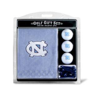 Team Golf North Carolina Tar Heels Embroidered Towel Gift Set