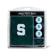 Team Golf Michigan State Spartans Embroidered Towel Gift Set