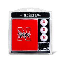 Team Golf Nebraska Cornhuskers Embroidered Towel Gift Set