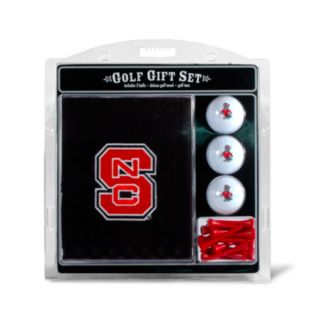 Team Golf North Carolina State Wolfpack Embroidered Towel Gift Set