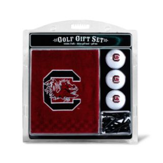 Team Golf South Carolina Gamecocks Embroidered Towel Gift Set