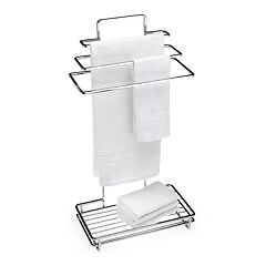 Creative Bath Deco Standing Towel Butler