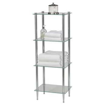 Creative Ware Home L'etagere 4-Shelf Tower