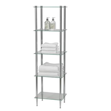 Creative Ware Home L'etagere 5-Shelf Tower