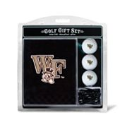 Team Golf Wake Forest Demon Deacons Embroidered Towel Gift Set