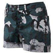 Rock and Republic Bumbershoot Camouflage Denim Shorts