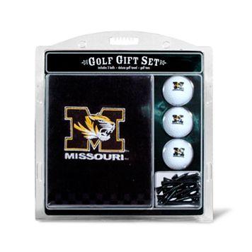 Team Golf Missouri Tigers Embroidered Towel Gift Set