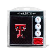 Team Golf Texas Tech Red Raiders Embroidered Towel Gift Set