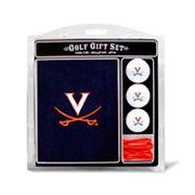 Team Golf Virginia Cavaliers Embroidered Towel Gift Set