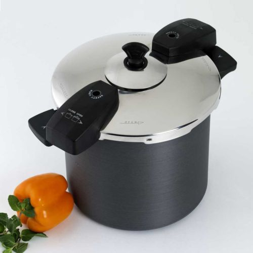 Denmark Deluxe 8-qt. Pressure Cooker