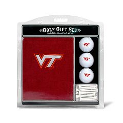 Team Golf Virginia Tech Hokies Embroidered Towel Gift Set