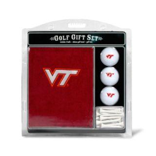 Team Golf Virginia Tech Hokies Embroidered Towel Gift Set