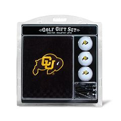 Team Golf Colorado Buffaloes Embroidered Towel Gift Set