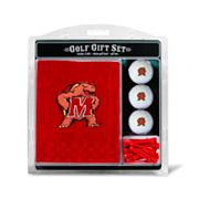 Team Golf Maryland Terrapins Embroidered Towel Gift Set