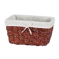 Creative Bath Chunky Weave2 Utility Basket
