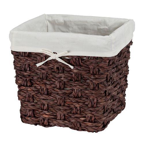 Creative Bath Chunky Weave2 Storage Crate