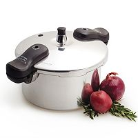 Basic Essentials 5-qt. Pressure Cooker